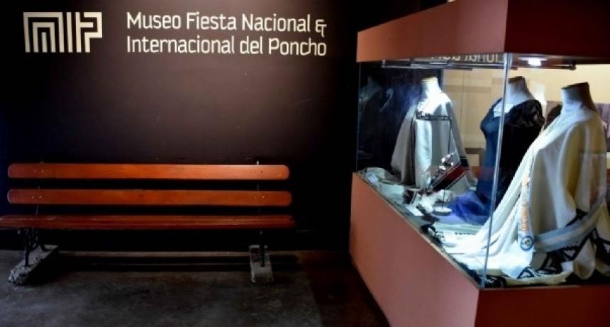 Todas las tardes, encuentros y fogón en el Museo del Poncho