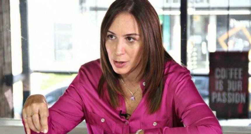 Vidal le pidió la renuncia a la contadora María Fernanda Inza