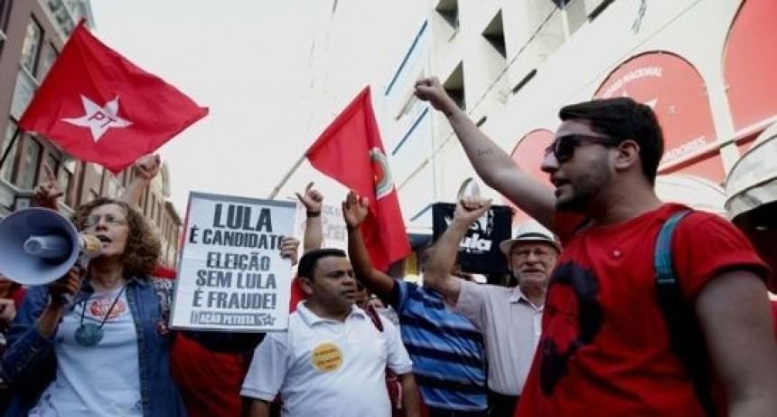 Convocan a marcha en favor de Lula