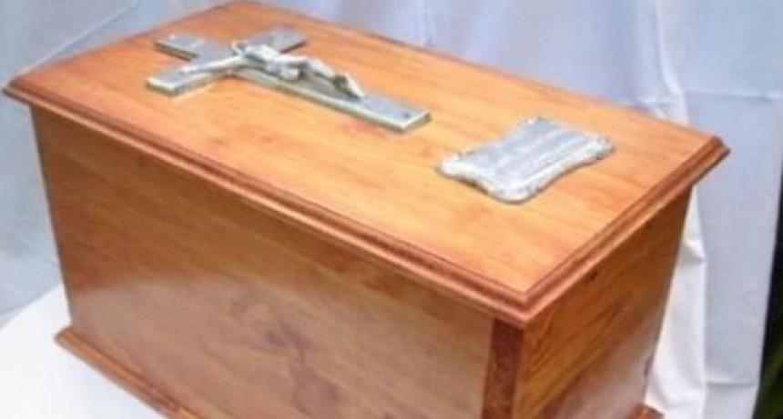 Se robaron las cenizas de un muerto creyendo que era cocaína