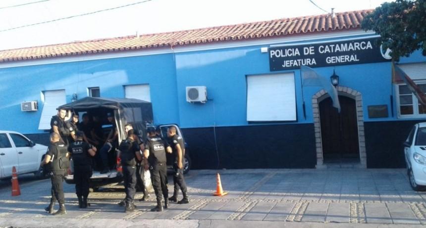 POLICIAS reclaman por demora en el pago de adicionales