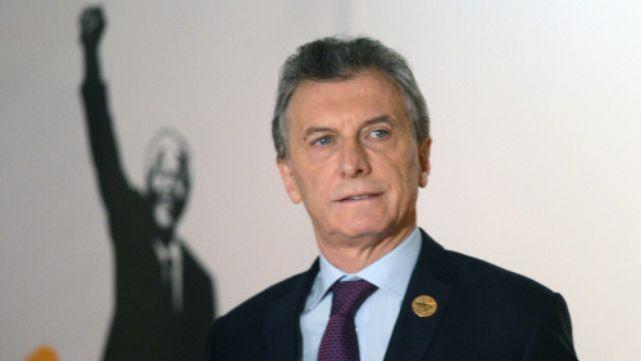 Macri sigue cayendo en las encuestas