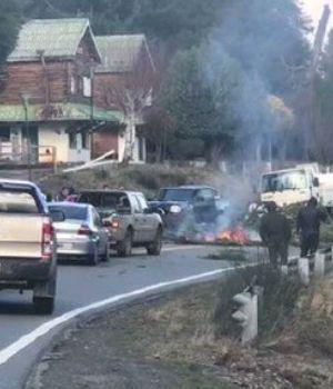 Máxima tensión en el sur por conflicto mapuche