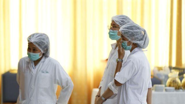 Tailandia: el operativo sigue en el hospital