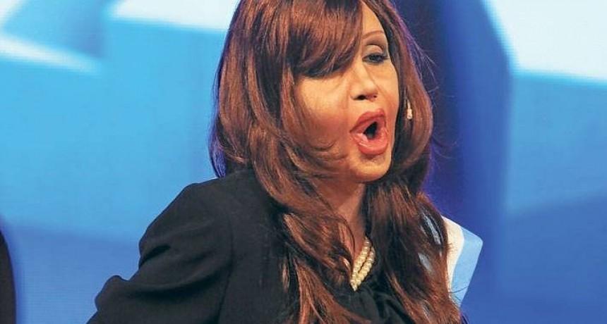 Fátima Florez imitó a Cristina Kirchner y tuvo una discusión al aire con Elisa Carrió