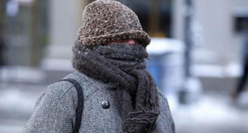 En el inicio de la semana, anuncian la llegada de frío polar