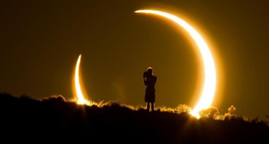 ¿Qué planetas y estrellas serán visibles durante el eclipse total de sol?