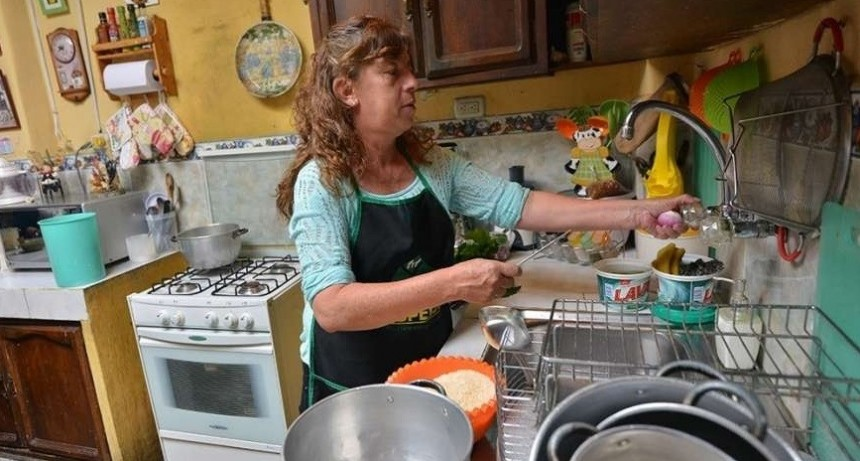Oficializan la nueva escala salarial para el personal doméstico