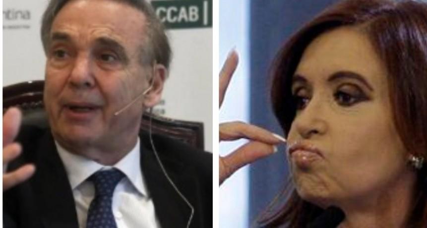 Miguel Ángel Pichetto disparó contra Cristina Kirchner y pidió no volver a un modelo autoritario