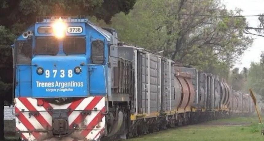 Motorman frenó a tiempo el tren para no arrollar a joven dormido en las vías