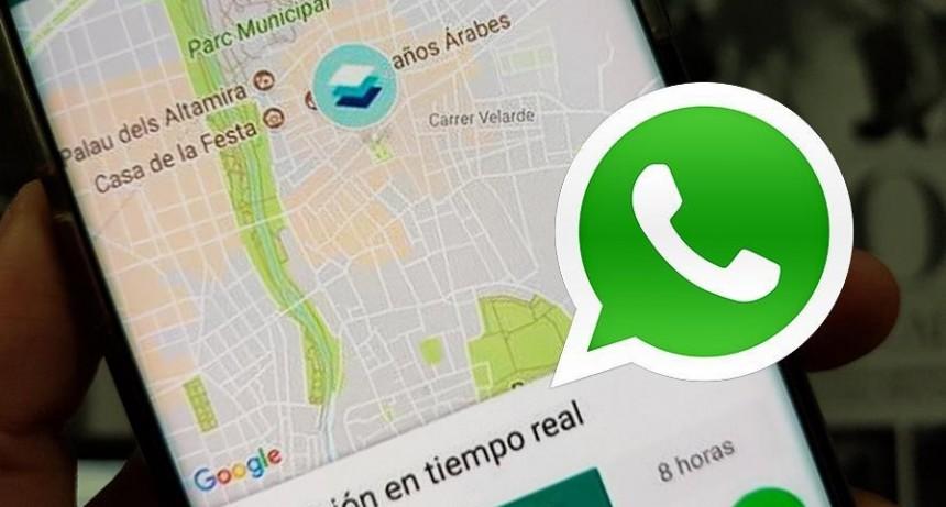 WhatsApp | cómo usarlo para saber dónde están tus hijos