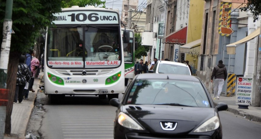 No hubo acuerdo entre UTA y la Cámara de Transportistas y se ratificó el paro