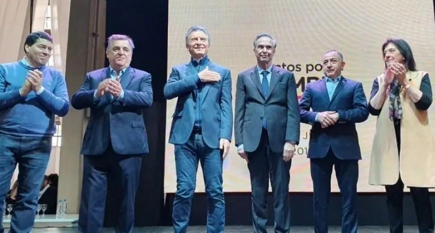 Macri: Nunca estuvimos tan cerca de cambiar la historia para siempre