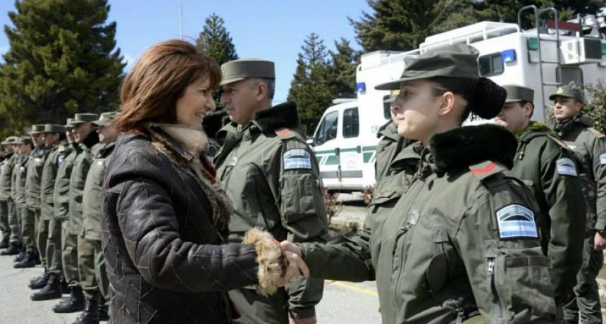 Servicio cívico voluntario: se lanzó un programa con Gendarmería para inculcar valores democráticos