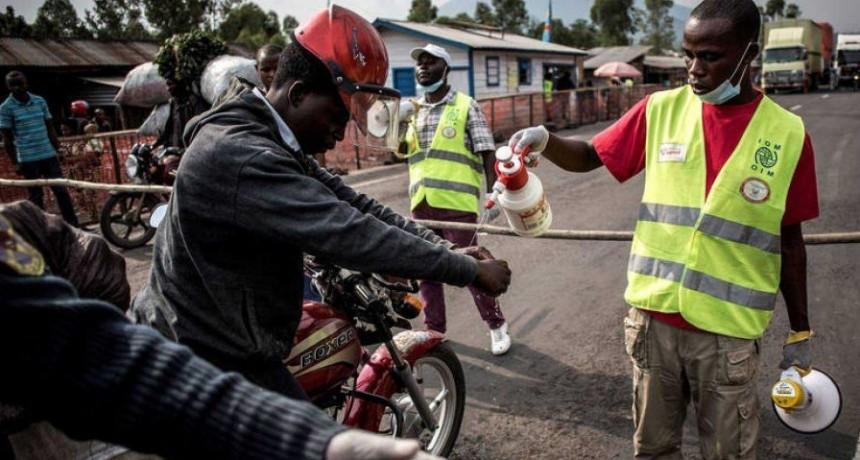 La OMS declaró emergencia sanitaria mundial por el brote de ébola