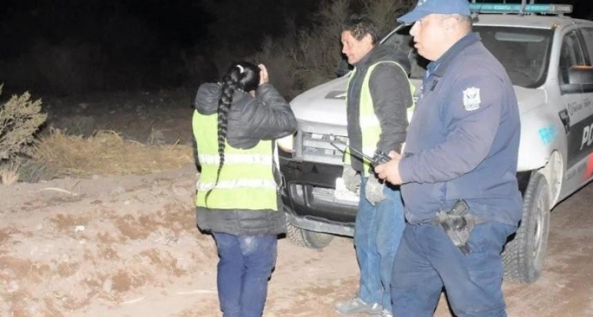 Hallan cuerpo calcinado: investigan si es la mujer desaparecida tras ser hallada con su amante