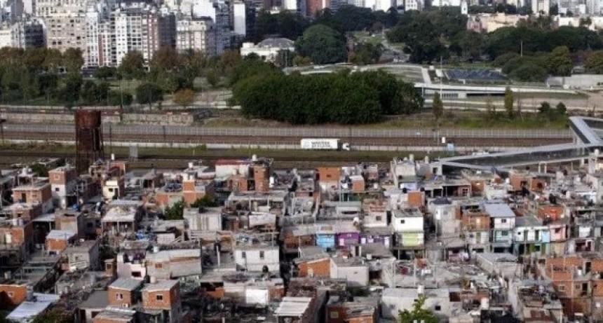 Presentan propuesta para urbanizar a todos los barrios populares del país