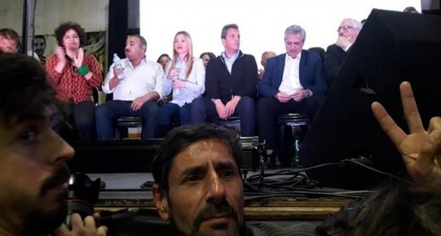 Habló el hombre que agredió a Mauricio Macri: No me arrepiento