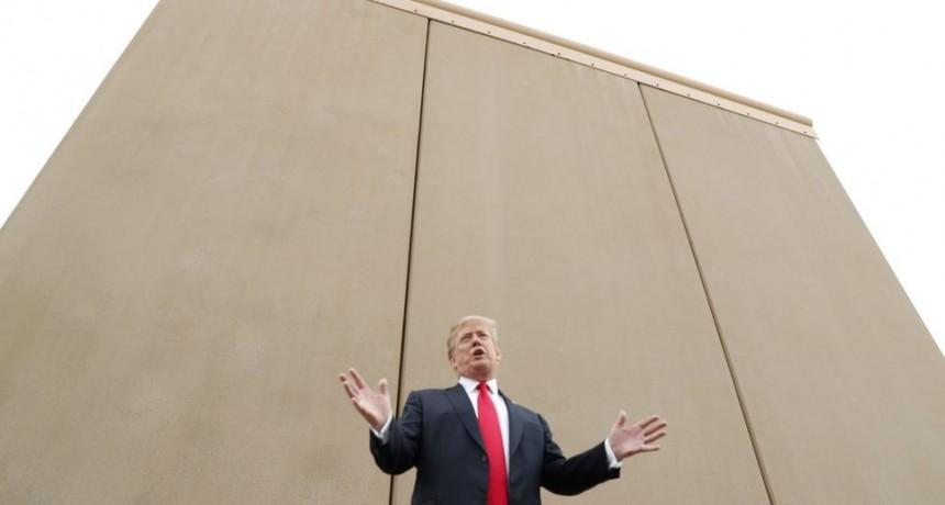 La Corte Suprema de EEUU autorizó a Trump a construir el muro fronterizo