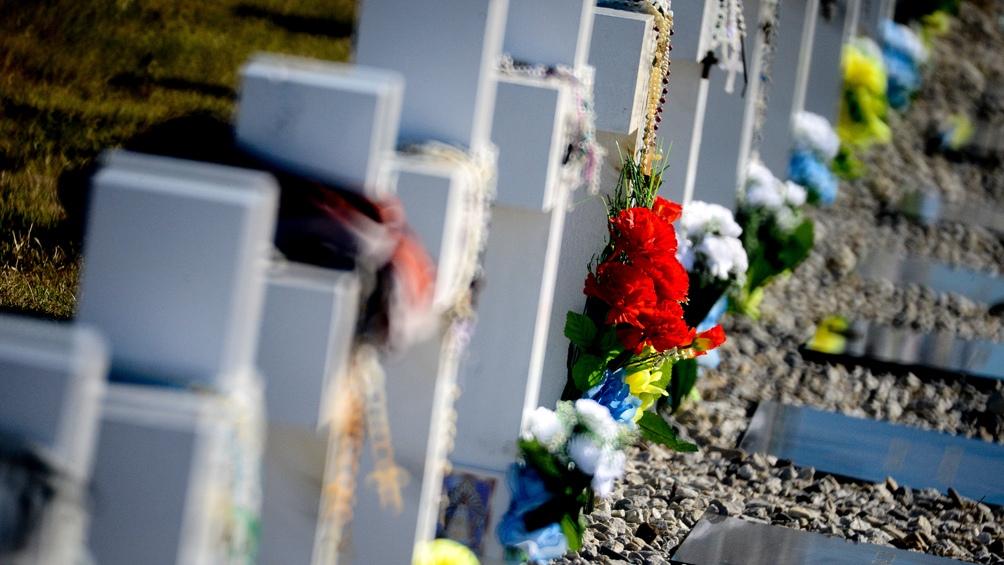 Ya son 114 los soldados identificados en el cementerio de las islas Malvinas