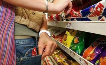 Detenidas por robar en un Supermercado