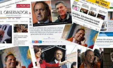 La prensa internacional sigue de cerca las elecciones primarias en la Argentina