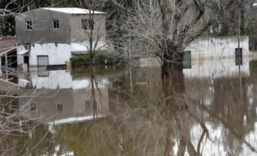 10 mil evacuados en 39 municipios bonaerenses