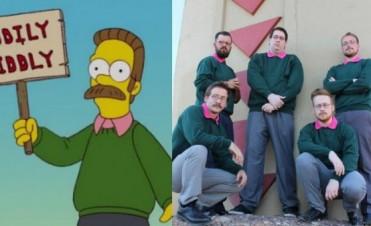 Perfectirijillo: una banda de metal homenajea a Ned Flanders
