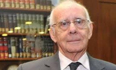 Falleció Jorge De la Rúa