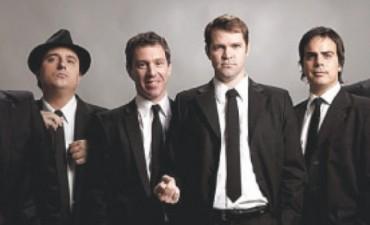 Una banda de rock  argentina sin instrumentos