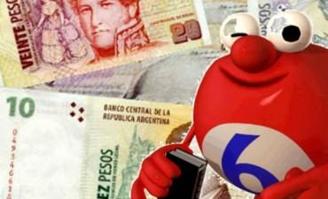 Andalgalense ganó 9 millones en el Quini Seis