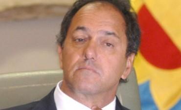 Scioli declaró un patrimonio de 13.653.787 pesos