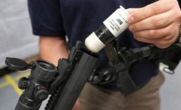 Las nuevas y dolorosas balas de la policía de Estados Unidos