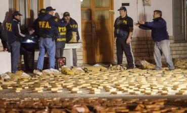 Incautaron tres toneladas que estaban en un camión rumbo a Mar del Plata