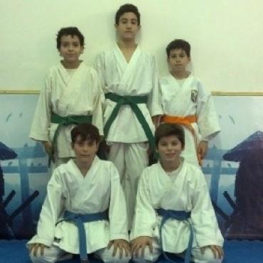 Karatecas Catamarqueos viajan a Perú