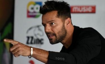 Ricky Martin se lanza contra Donald Trump: