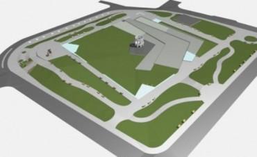 Presentaron el anteproyecto de recuperación de La Alameda