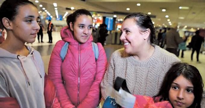 Familia anclada en Qatar recibió la ayuda menos esperada