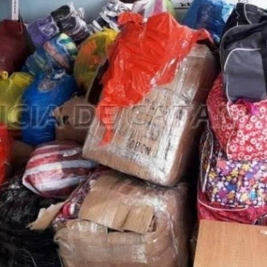 Secuestran mercadería ilegal valuada en $300.000