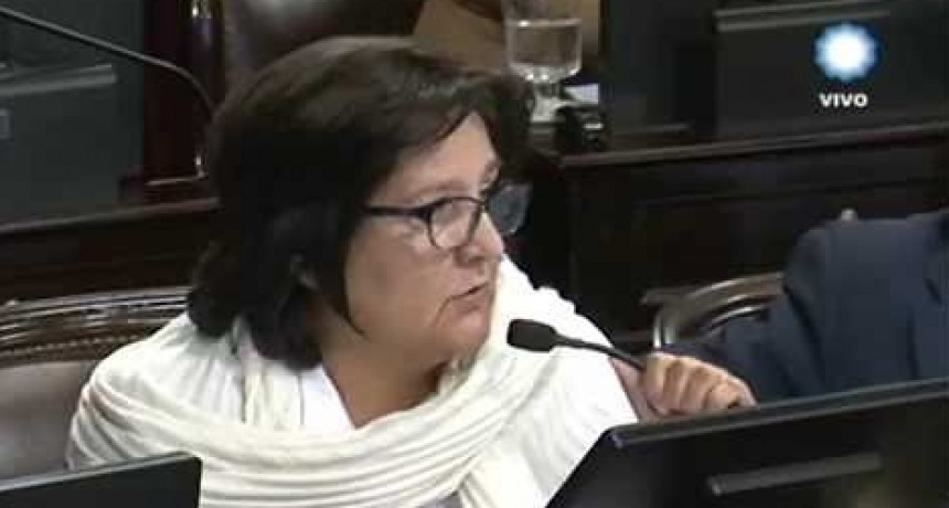 Senadoras RADICALES se solidarizaron con Ines Blas por las presiones que recibe para que cambie su voto