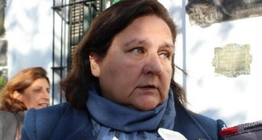 La Rama Femenina del PJ apoyo la postura de Ines Blas a favor de la VIDA
