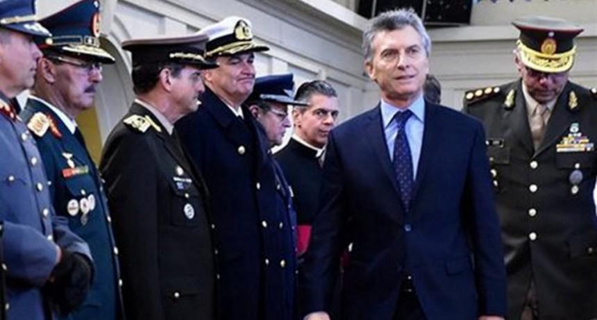 Narcotráfico: Macri encabeza en La Quiaca el envío de 500 militares a la frontera norte