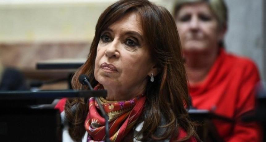 Se aprobaron los allanamientos en las propiedades de Cristina Kirchner