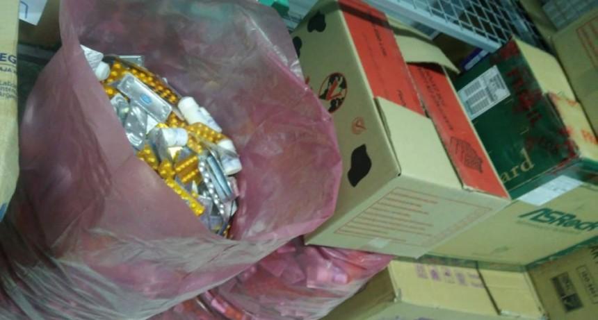 Denuncia penal por los medicamentos destruidos en Osep y por seguimiento a gremialistas