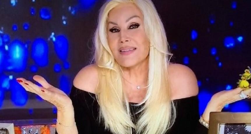 El insólito blooper de Susana Giménez en las redes sociales