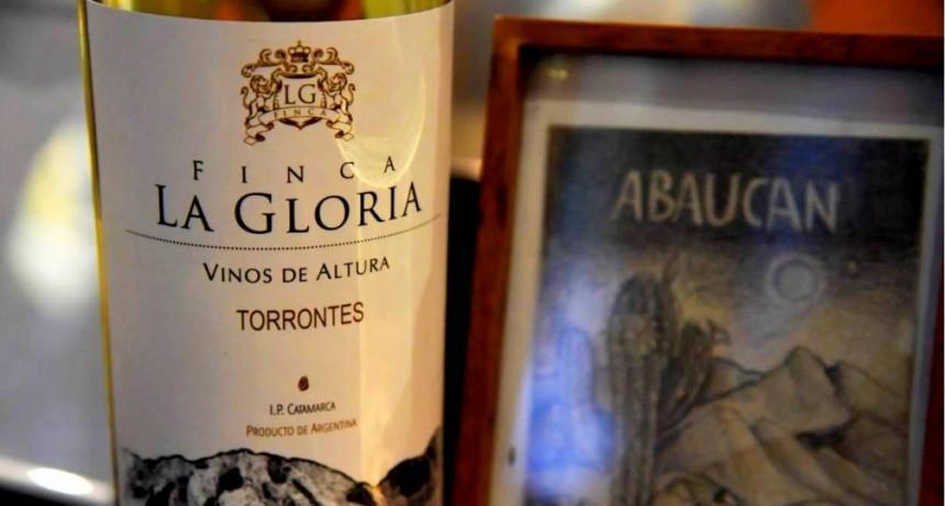 Tinogasta es vino se expone en feria de Buenos Aires