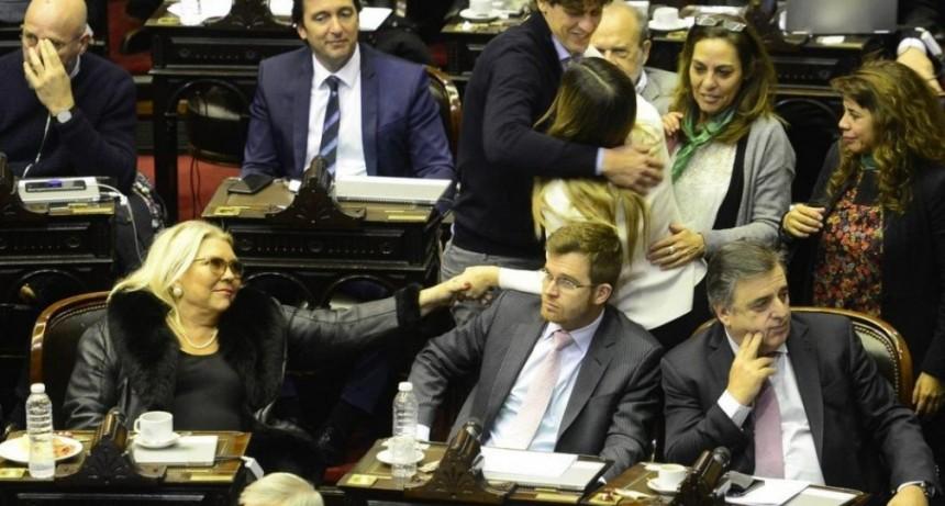 A días de las PASO, avanza en el Congreso el proyecto de FICHA LIMPIA  que le impide a los condenados ser candidatos