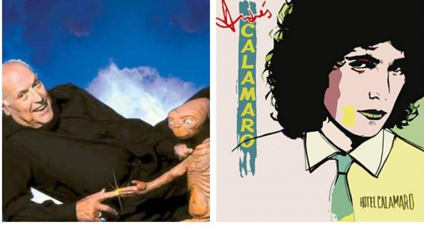 Fabio Zerpa tiene razón: cuando Andrés Calamaro le cantó al ufólogo