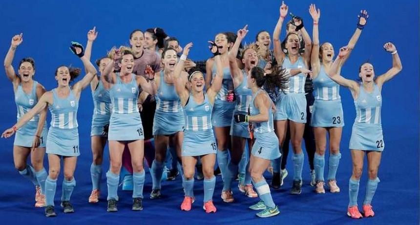 Las Leonas ganaron la medalla de oro y clasificaron a Tokio 2020
