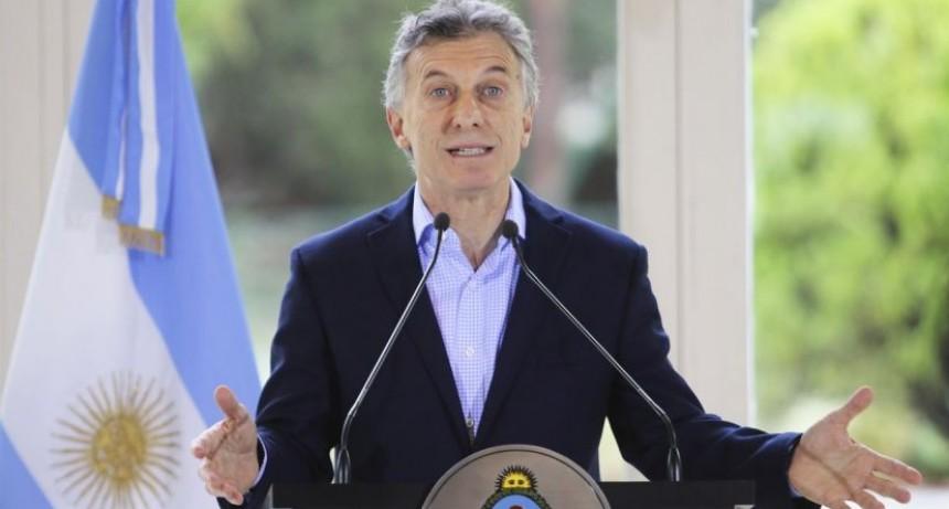 Mauricio Macri: Escuché lo que quisieron decirme el domingo
